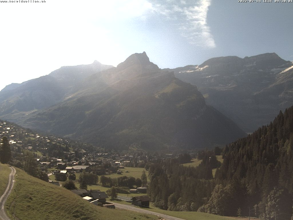 Webcams de Les Diablerets